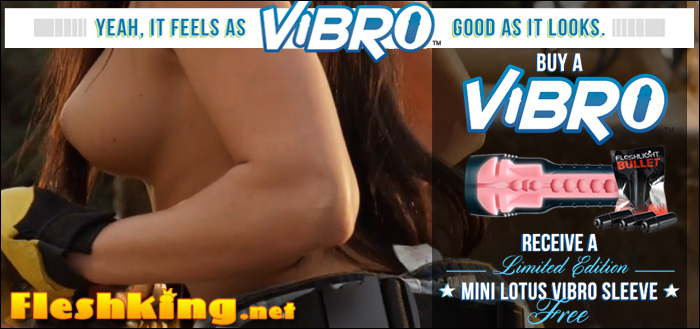 Limited Edition: Mini-Lotus Vibro sleeve