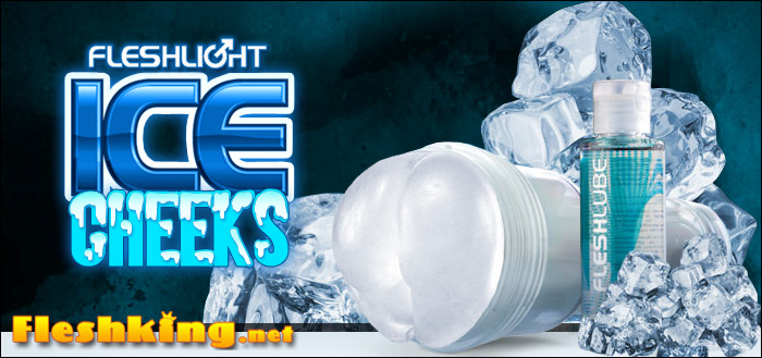 Fleshlight ICE Cheeks orifice