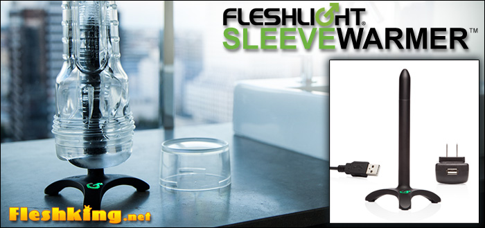 Fleshlight Sleeve Warmer heating rod