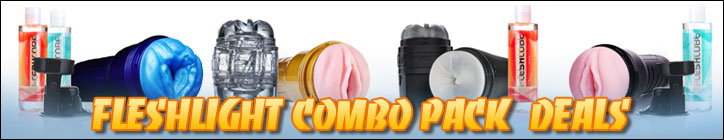 Fleshlight Deals & Combo Packs (no Coupon Code needed)