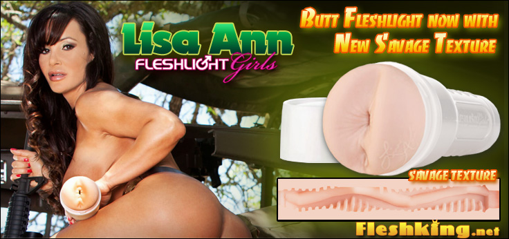 gratis erotika lisa ann fleshlight
